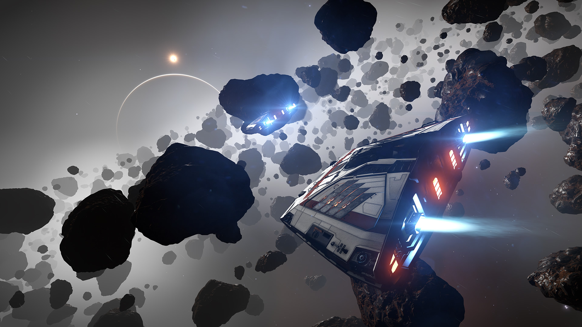Elite Dangerous Exploration Is Now Tactile Satisfying