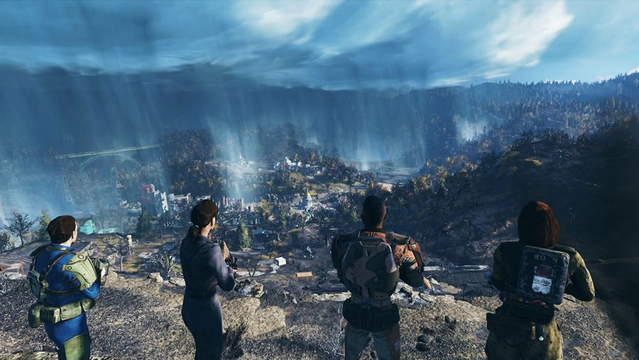 Fallout 76 team