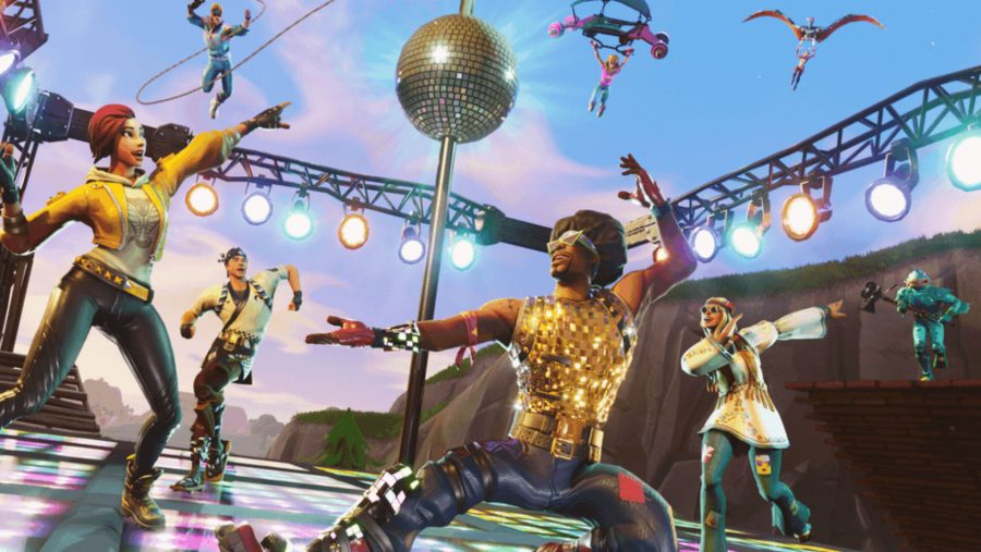 Fortnite patch notes 602 Disco Domination