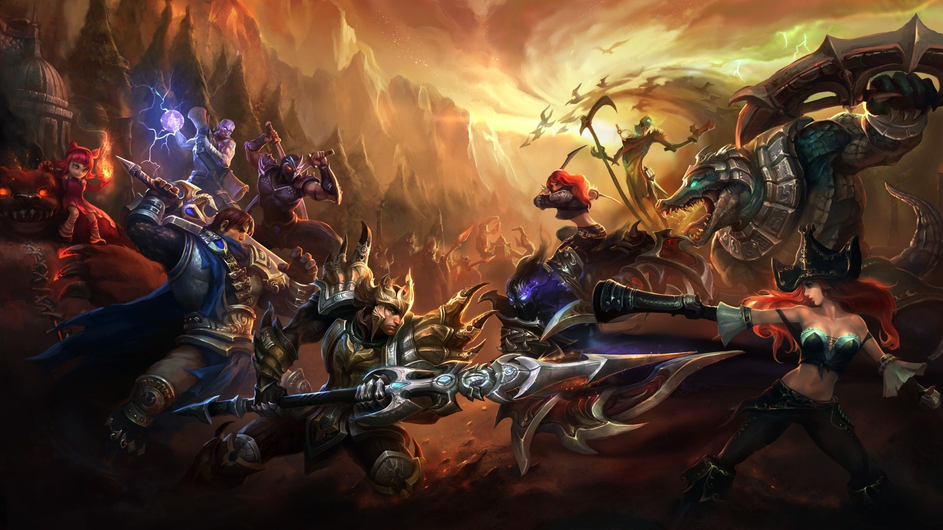 League of Legends banned in Iran and Syria as tensions mount