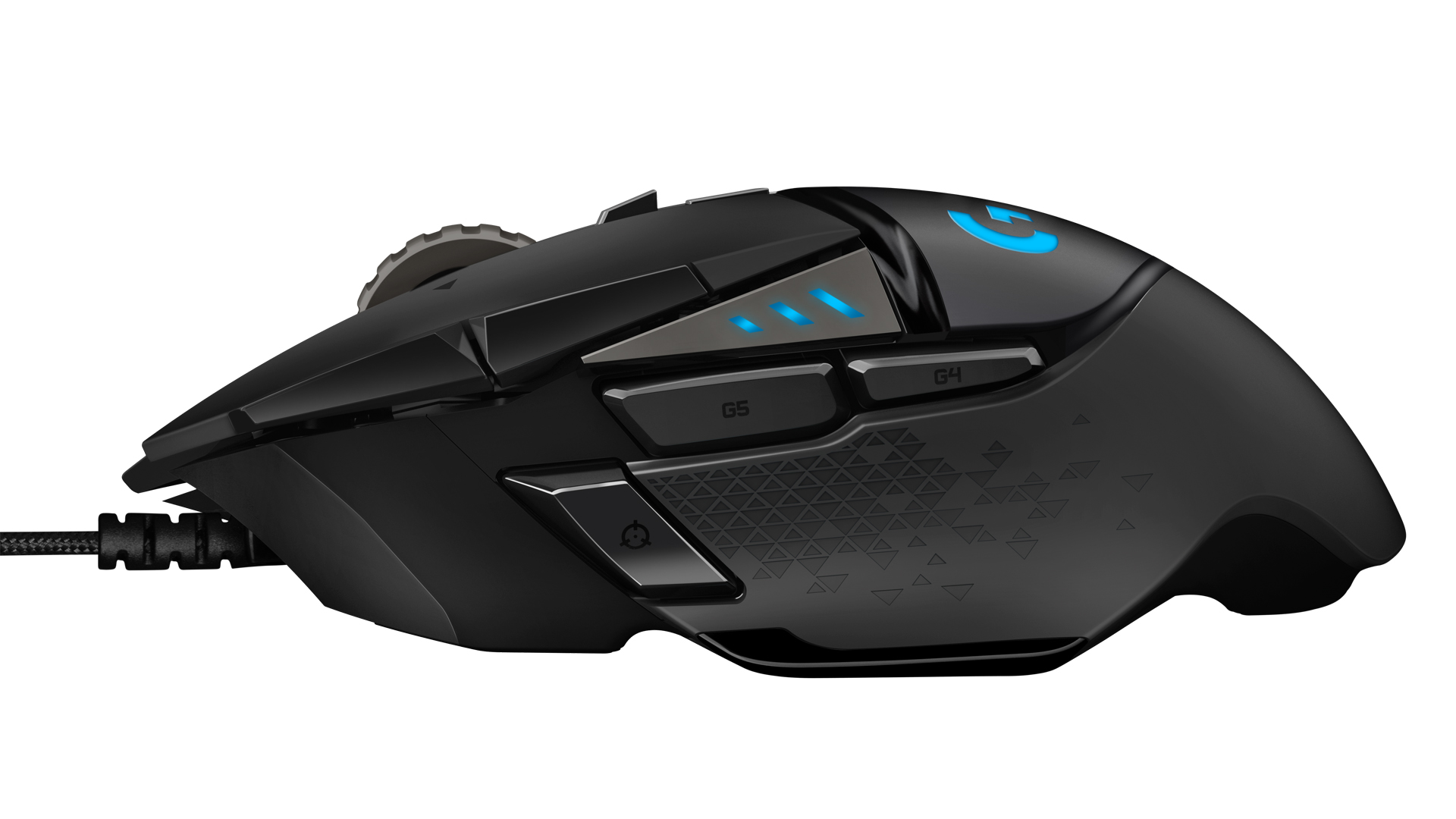 G502: How the world's favourite gaming mouse just got better