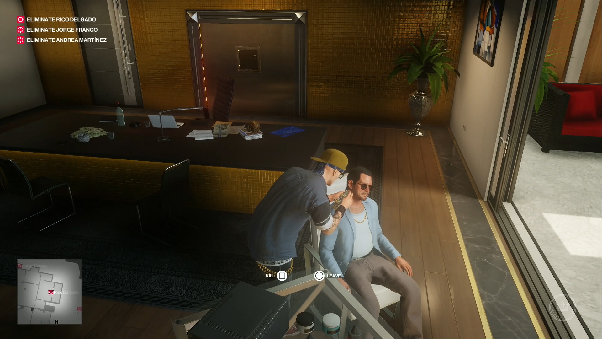 Hitman 2 S Colombia Level Lets You Take Selfies And Stab A