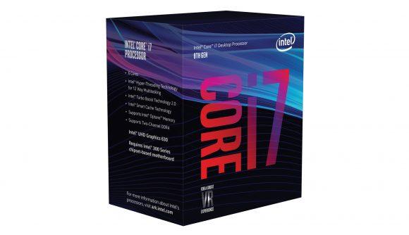 Intel i7 packaging