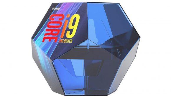 Intel i9 9900K packaging
