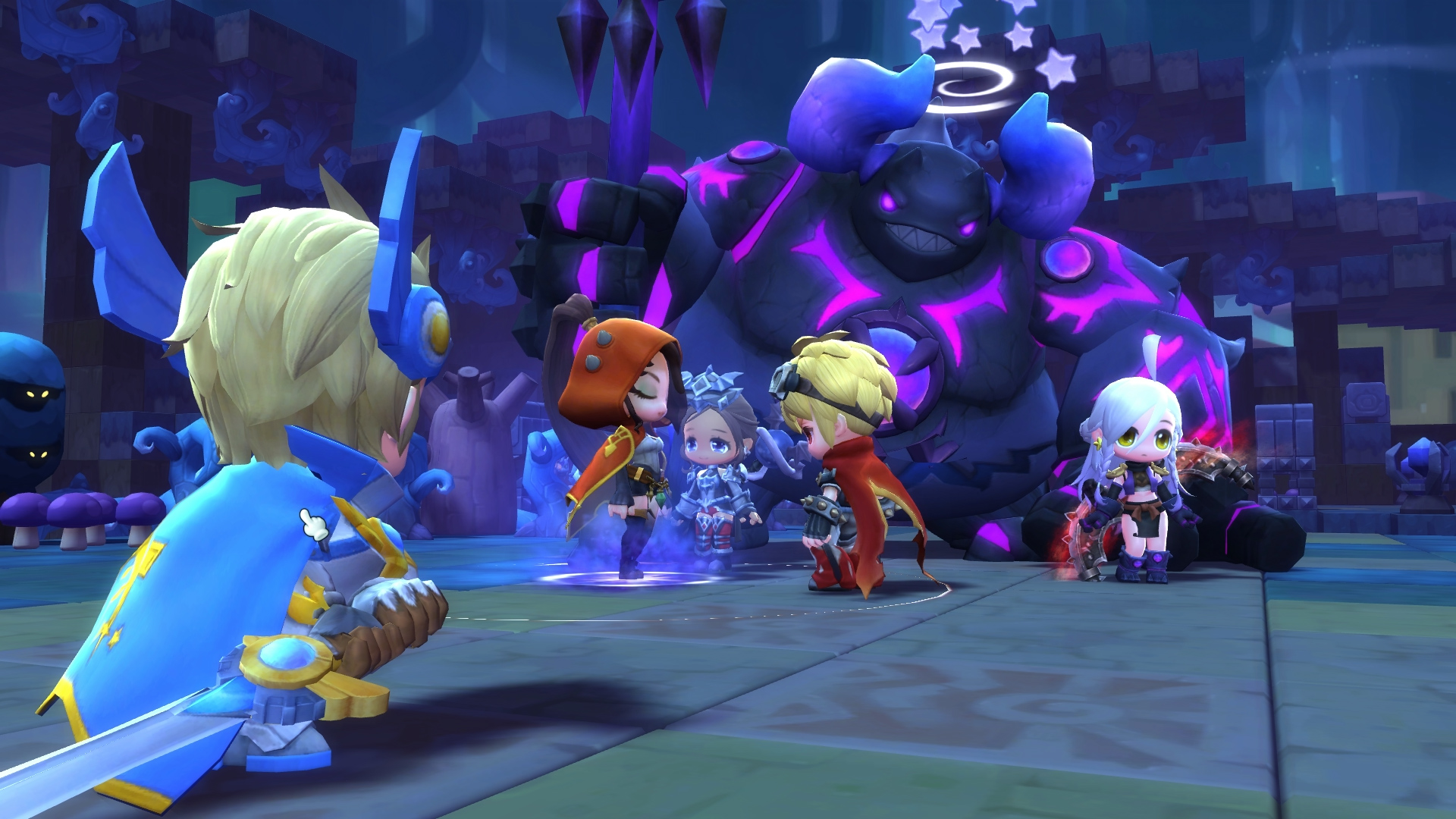 What\\\'s new in MapleStory 2?