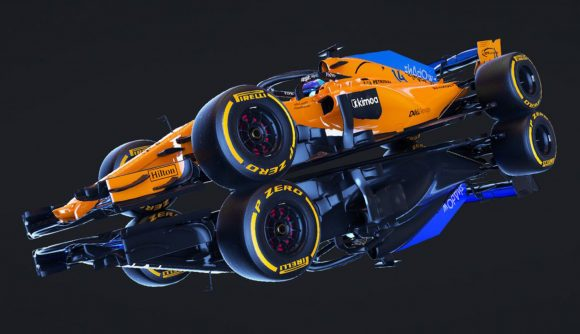 McLaren Shadow Project racing esports