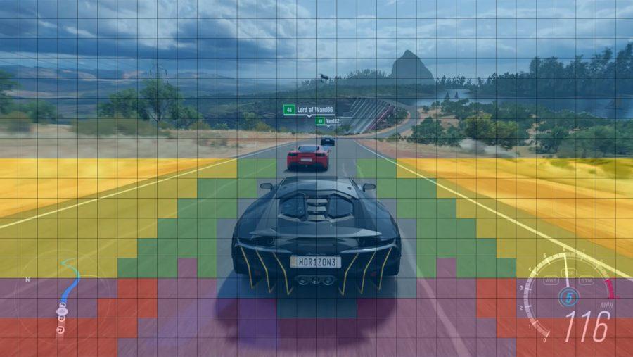Nvidia Variable Rate Shading