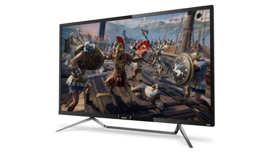 Best 4K monitor - Philips Momentum 436M6