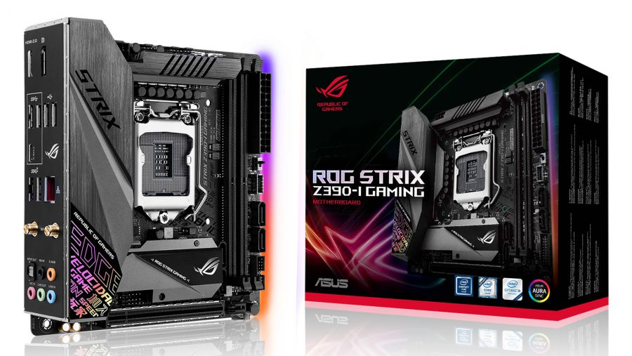 ROG Strix Z390-I Gaming with Box