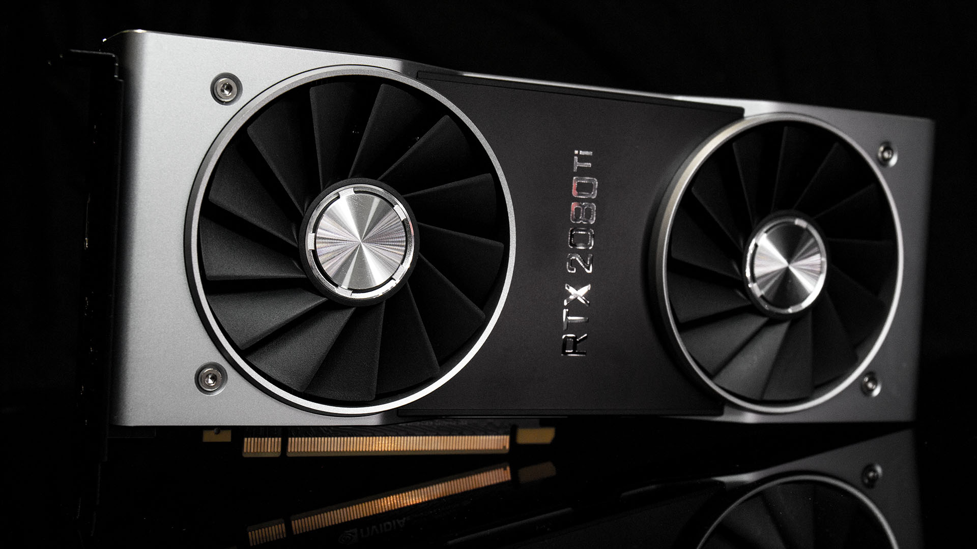 """Nvidia """"not seeing any broader issues"""" with RTX 2080 Ti graphics"""