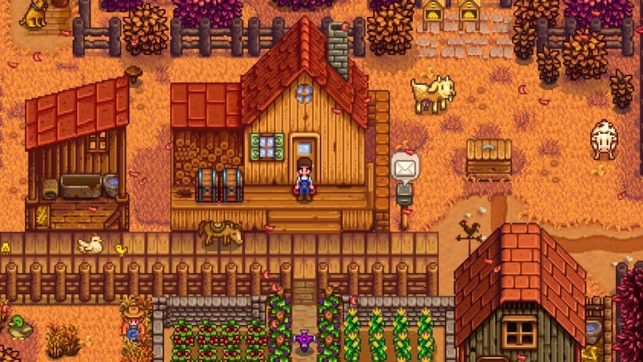 How Realistic Is Stardew Valley We Asked A Farmer Pcgamesn Doubled star token rewards for the slingshot and fishing minigames at the stardew valley fair. how realistic is stardew valley we