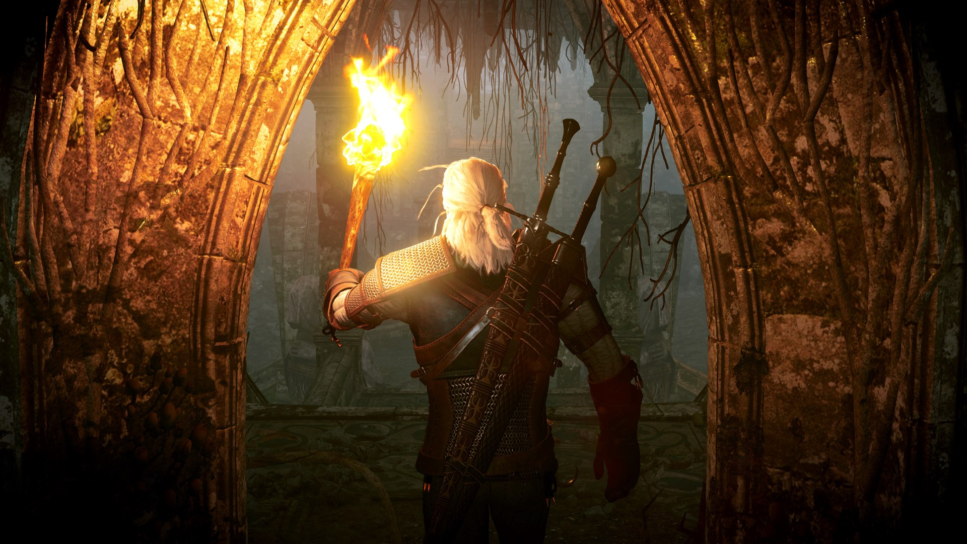 Witcher 1 recreated in witcher 3 – Game Breaking News