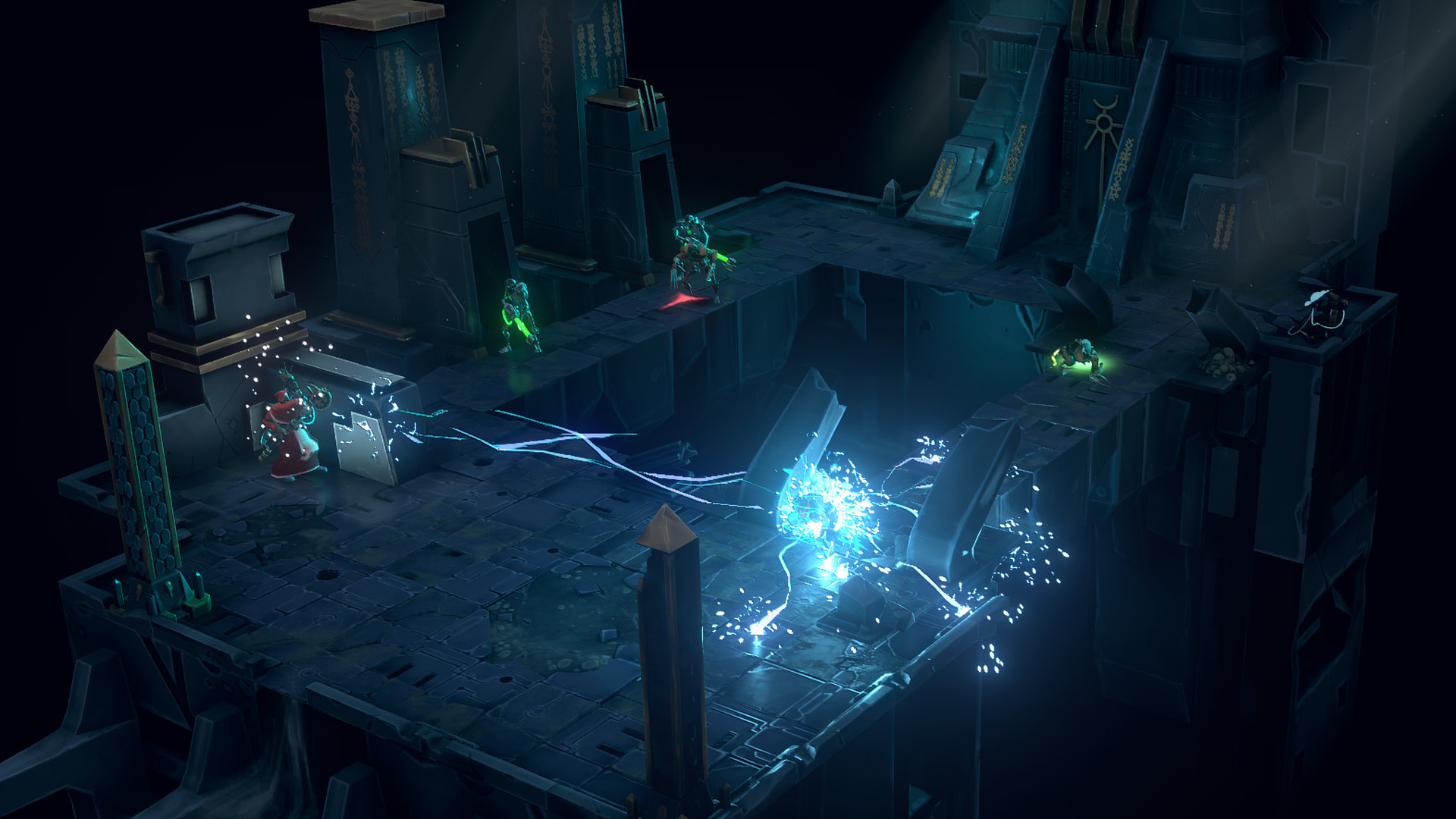Warhammer 40k Mechanicus Is The First Game To Do Justice To The