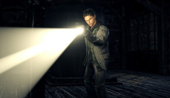 Alan Wake is back on Steam, and it's $3