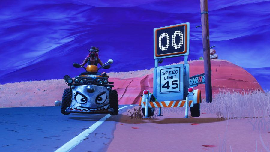 all fortnite radar signs