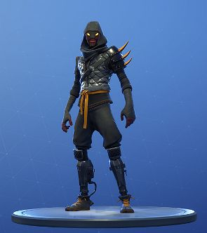 cloaked star - all fortnite skins images