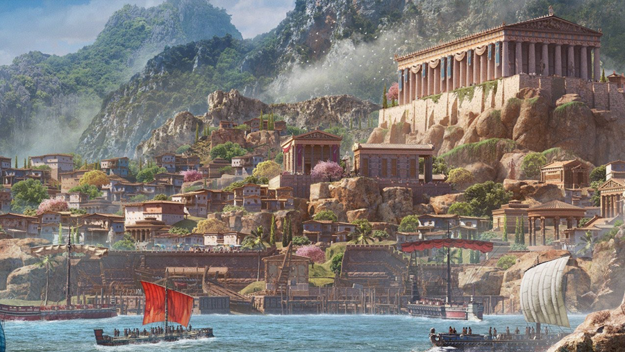 How historically accurate is Assassin's Creed Odyssey? We ...