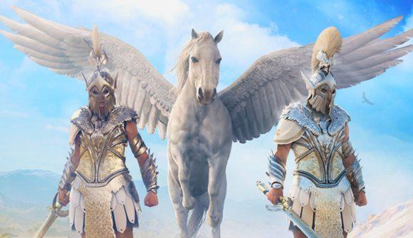 AC Odyssey Pegasus mount
