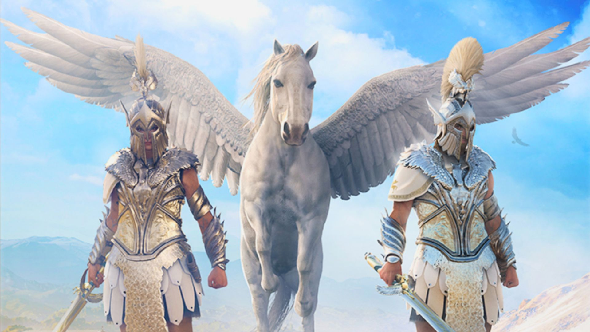 Greek Mythology S Famous Flying Horse Can T Fly In Assassin S