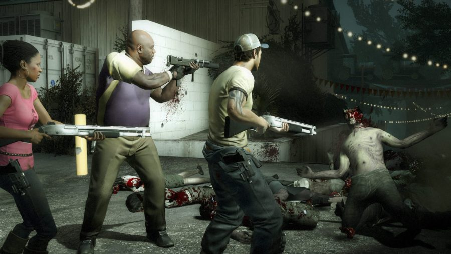 Best FPS games, Left 4 Dead