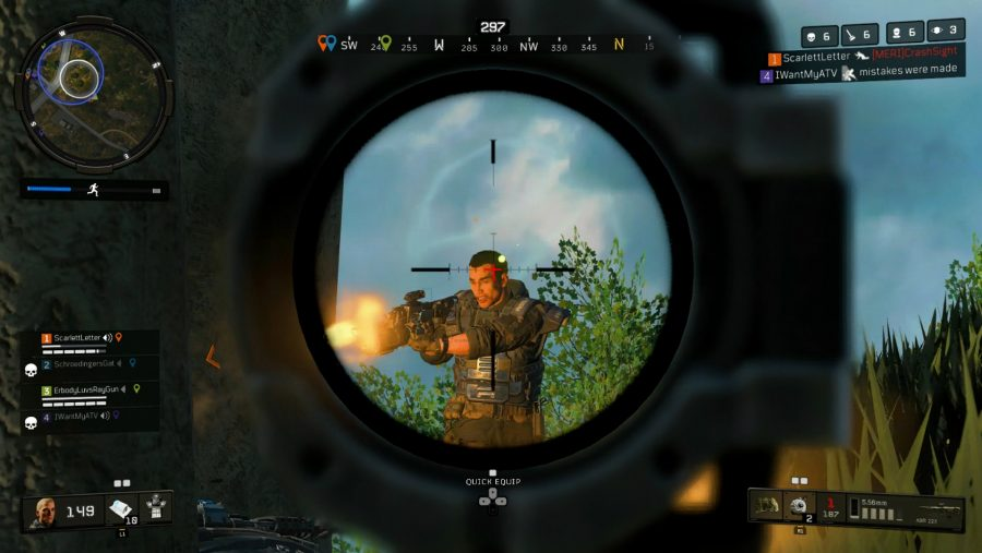 black ops 4 pc review blackout