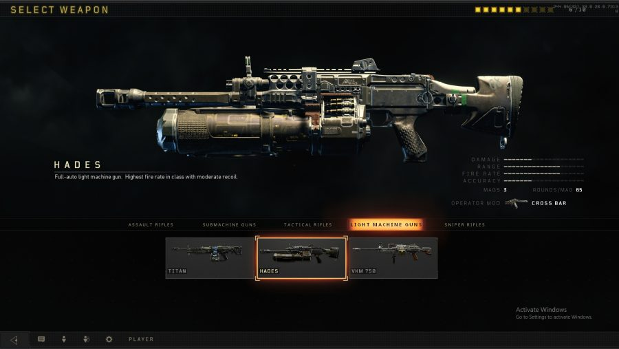black ops 4 weapons hades