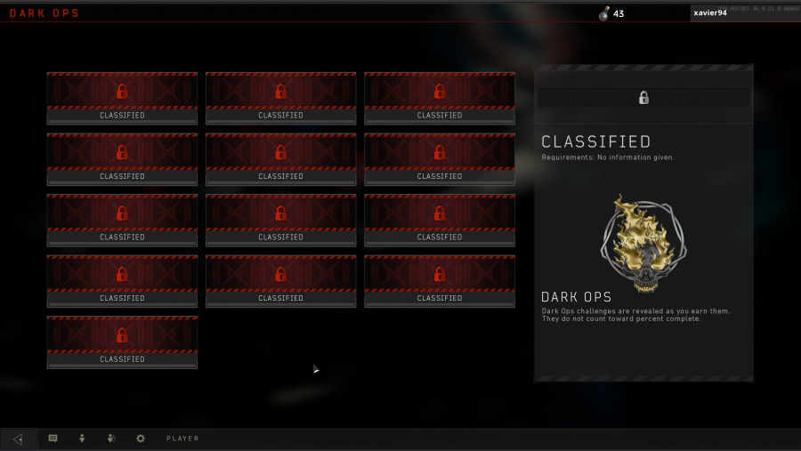 dark ops challenges multiplayer