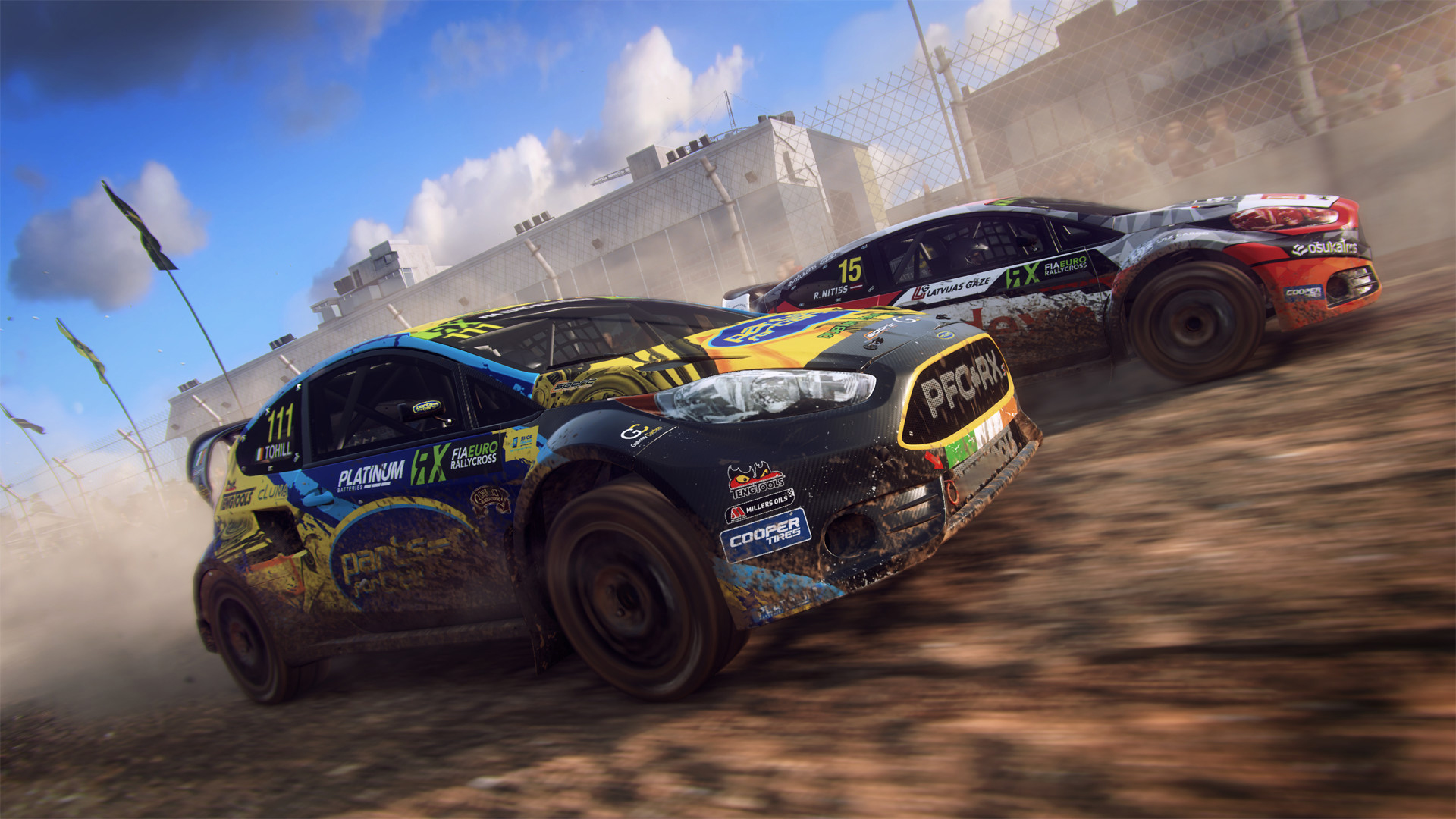 dirt rally 2 0 will get vr support if there s enormous demand pcgamesn. Black Bedroom Furniture Sets. Home Design Ideas