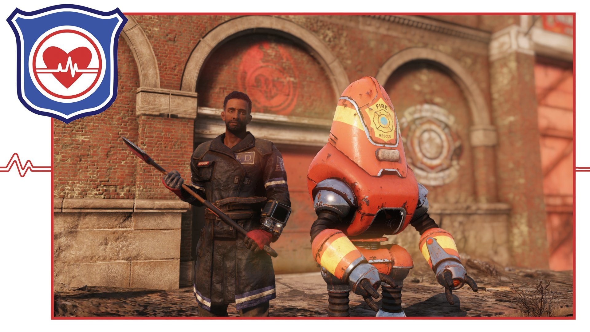 Fallout 76 has a new faction, the Responders | PCGamesN