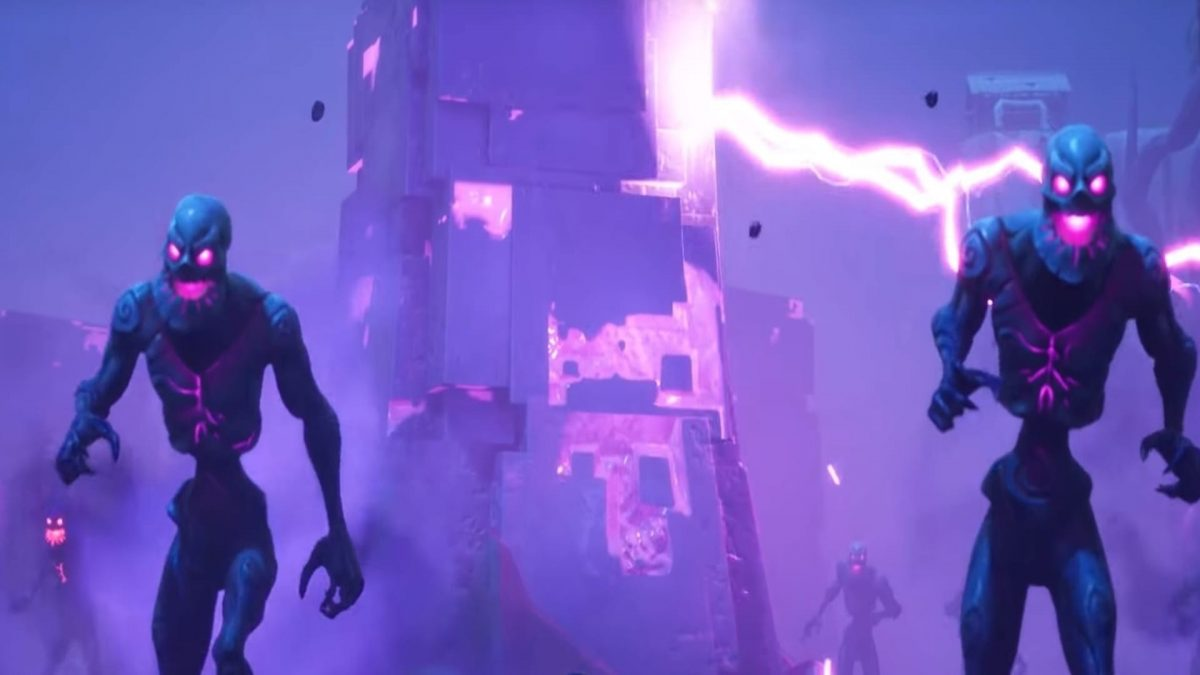 All Fortnite Corrupted Areas locations: where to visit all of the