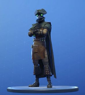 All fortnite skins the latest and best from the fortnite item shop pcgamesn - Fortnite plague skin ...