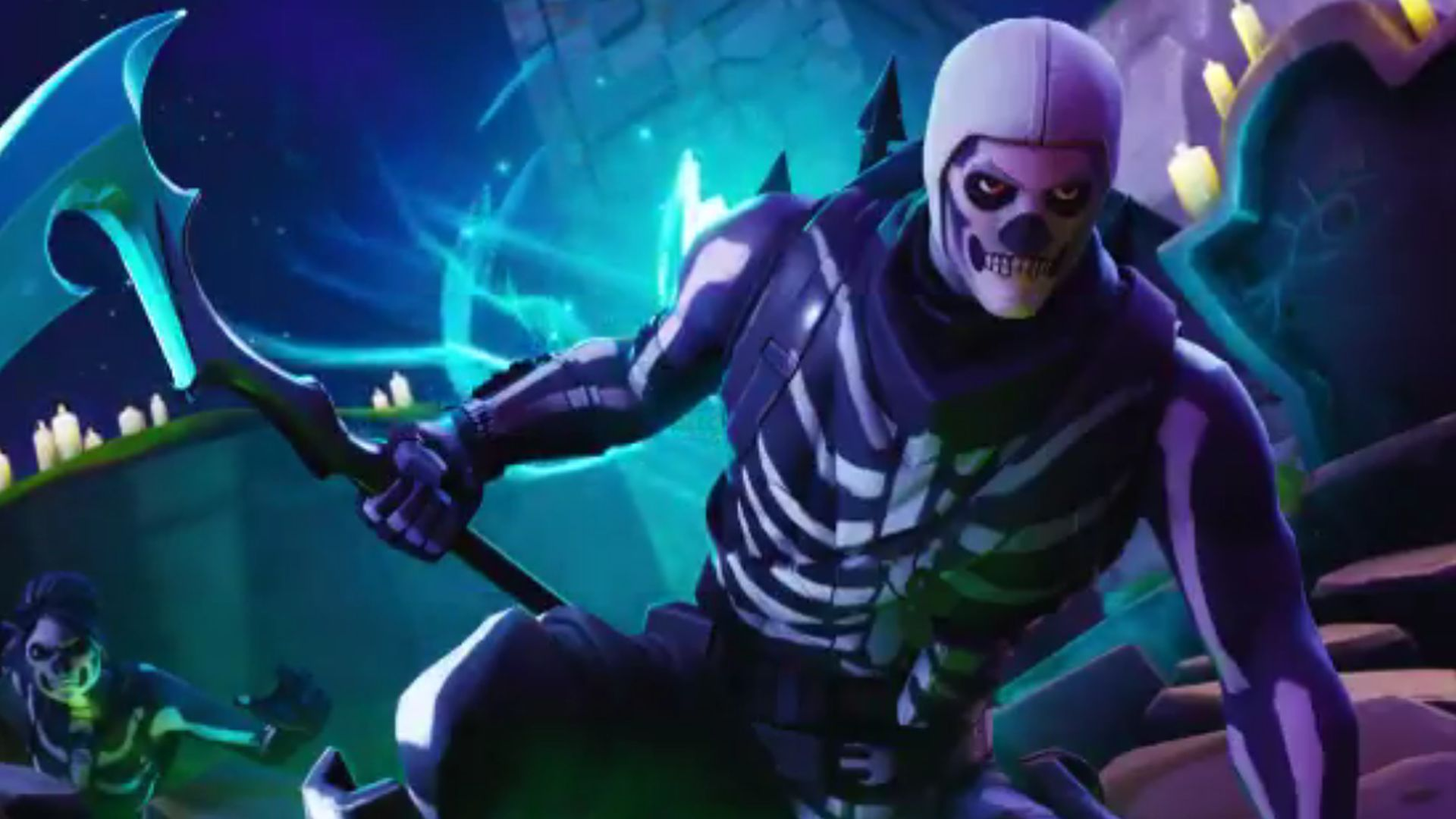 Here are all of the Fortnite Skull Trooper Challenges ...