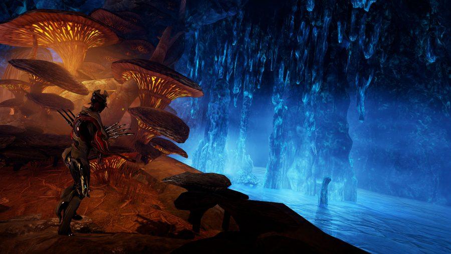 fortuna caves warframe