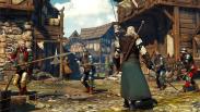 Geralt's company