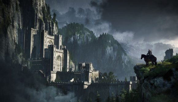 The Witcher 3 Kaer Morhen