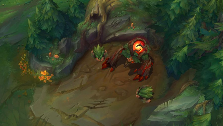 League of Legends Jungle