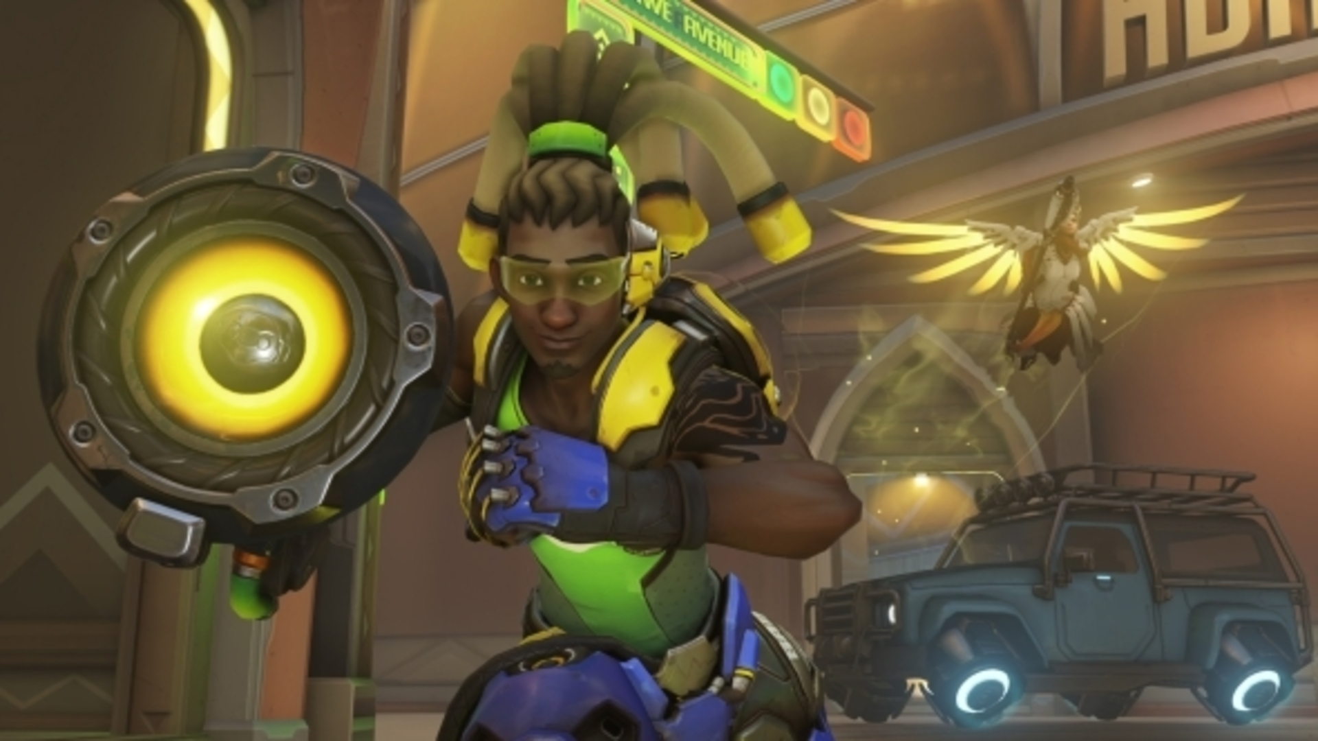 Overwatch's Lucio-Ohs are about to be a real cereal PCGamesN