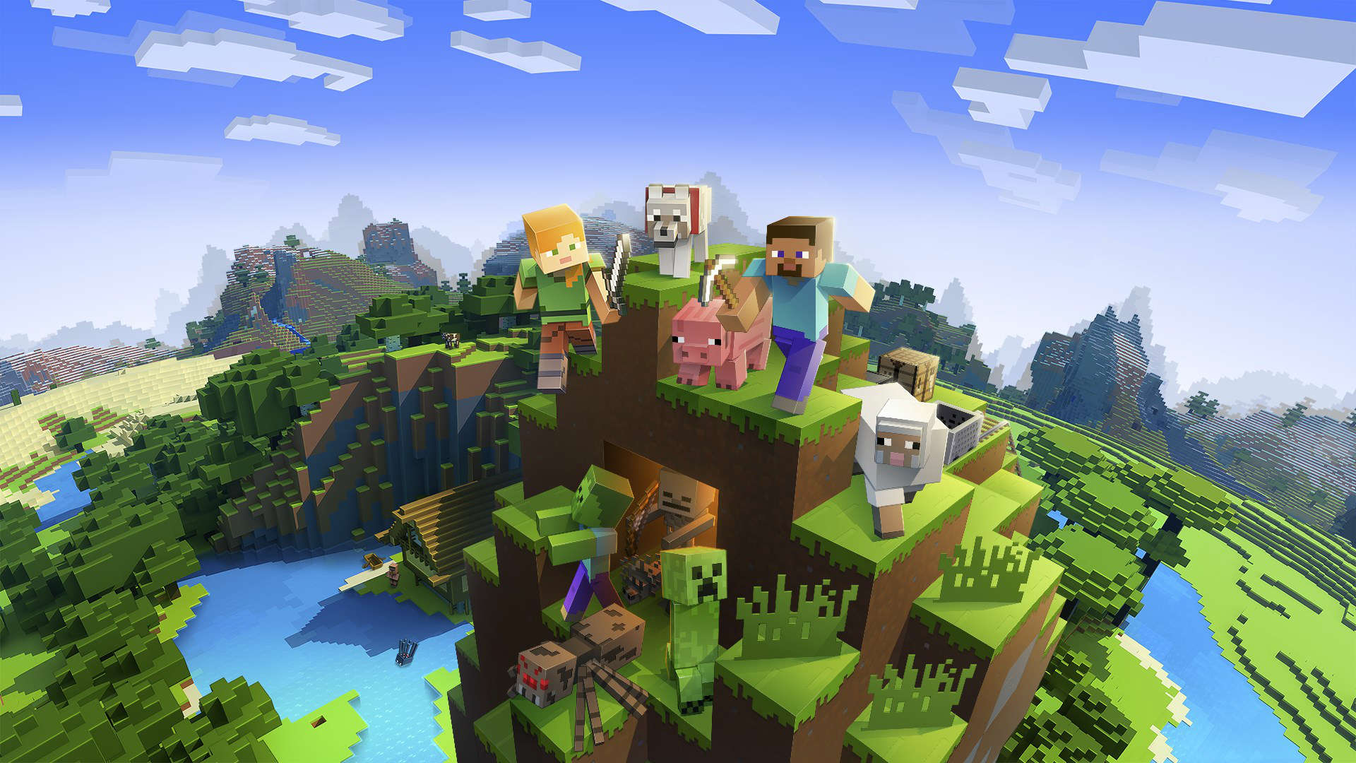 Minecraft 1 14 4 patch notes promise improved performance