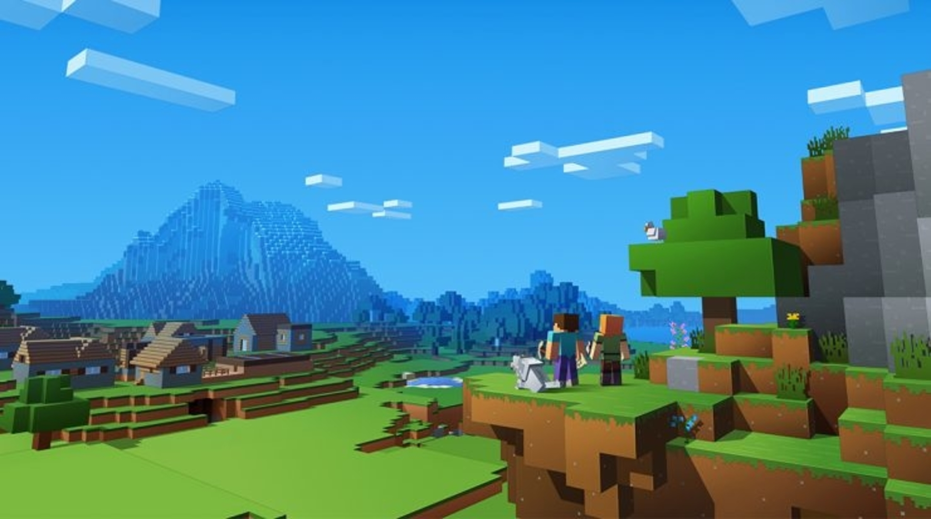 This Minecraft Mod Recreates The Whole Game In A Chest Sort Of Pcgamesn