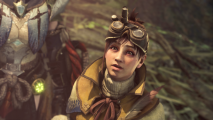 Monster Hunter: World The Handler