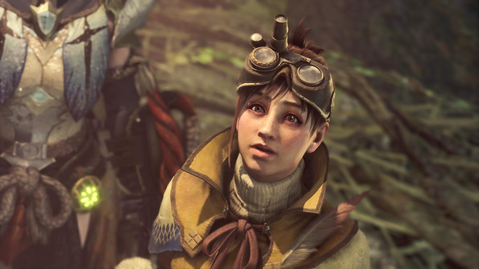Image result for monster hunter world handler in Game Pass April