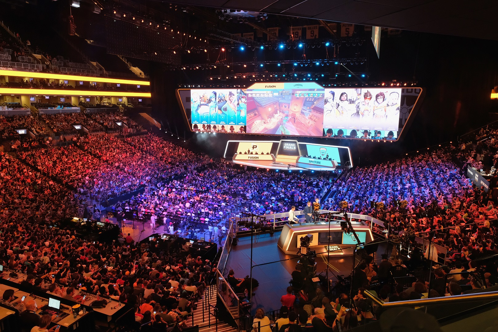Overwatch League commissioner Nate Nanzer leaving Blizzard and joining Epic