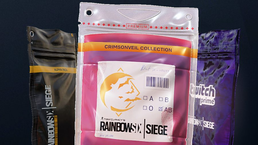 rainbow six siege halloween challenges