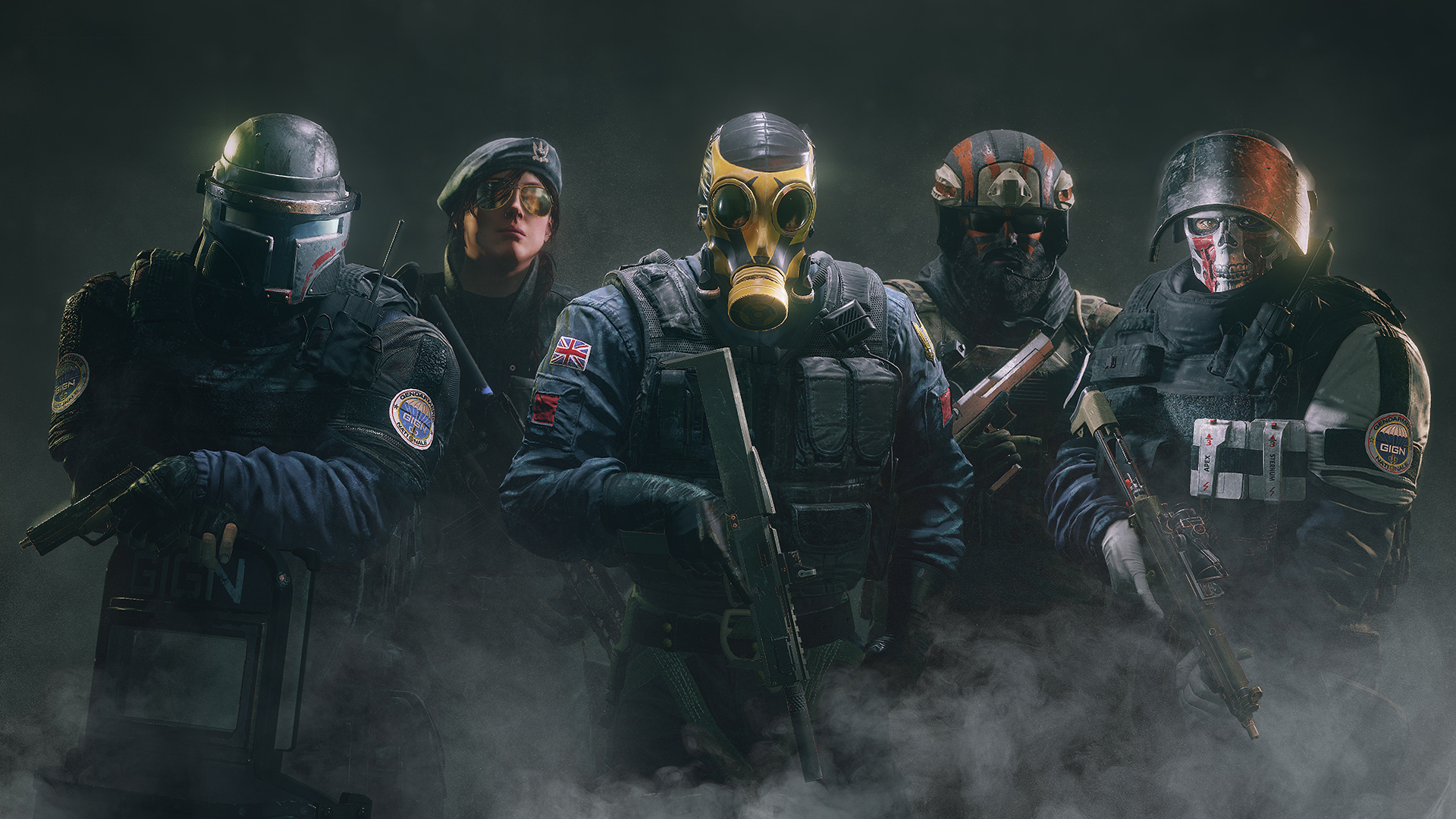 Rainbow Six Siege's next operators are reportedly named Nökk and Warden