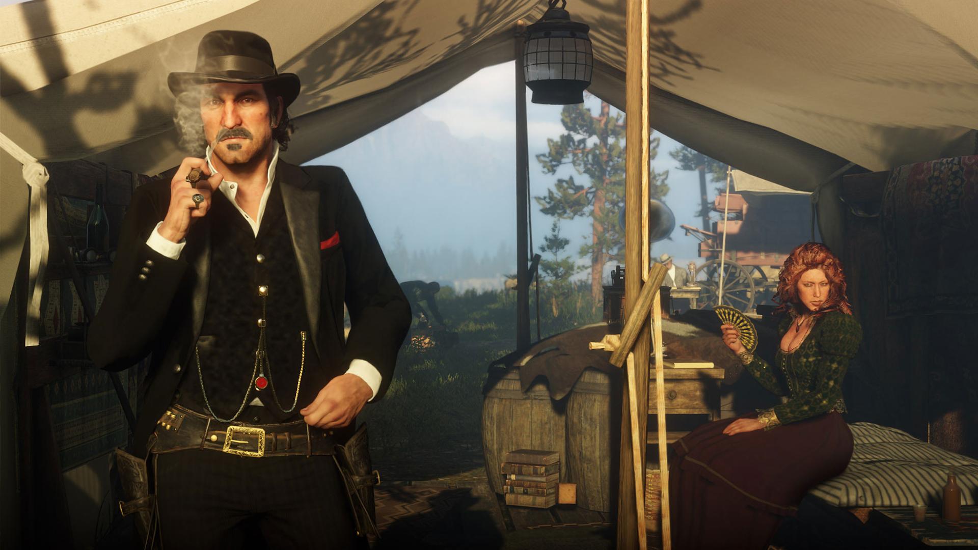 Red Dead Redemption 2 mods: the best RDR2 mods we've seen so far