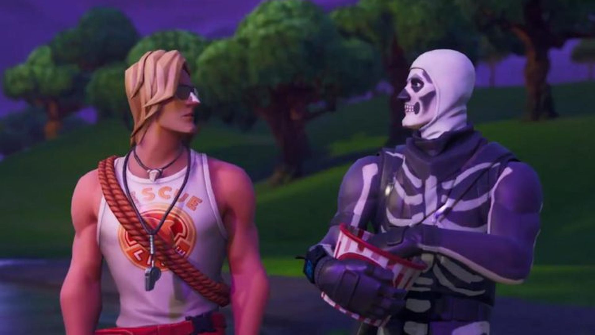 skull trooper - photo #6