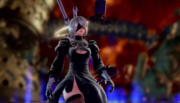 Nier: Automata's 2B is joining the Soulcalibur 6 roster