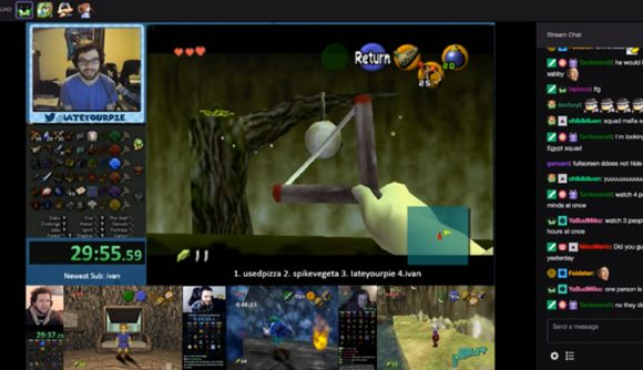 Twitch Squad Streams let you watch four streamers at once | PCGamesN