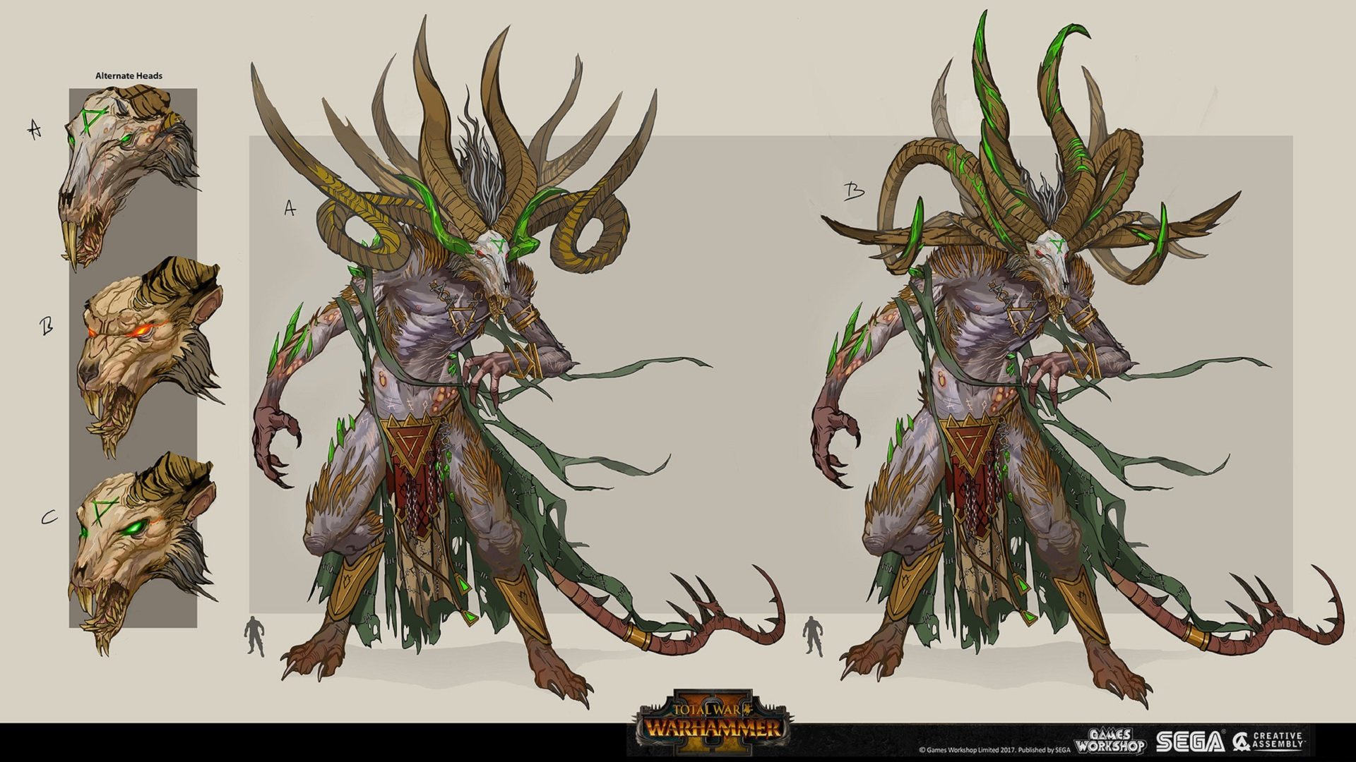 The centrepiece monsters we want to see in Total War