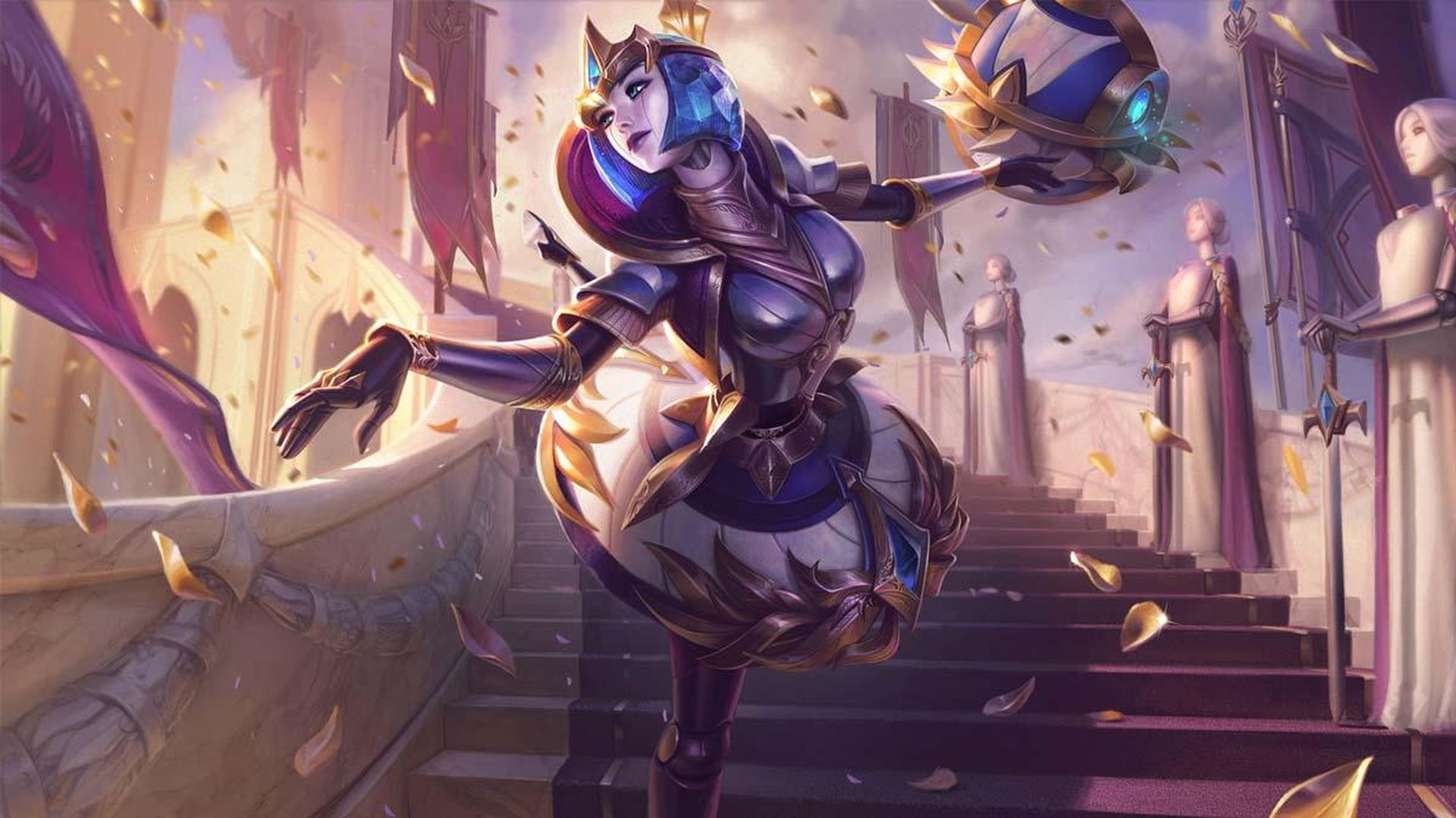 Victorious Orianna will be this year's League of Legends
